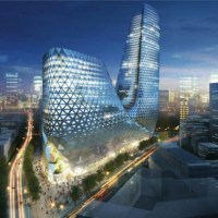 * Architecture: Zhengzhou Mixed Use Development by Trahan Architects