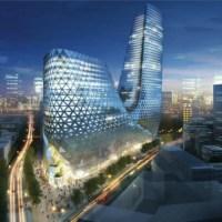 * Architecture: Zhengzhou Mixed Use Development by Trahan Architects