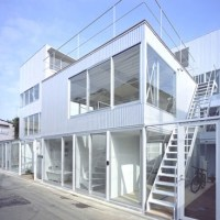 * Residential Architecture: Apartments in Kamitakada by Takeshi Yamagata Architects