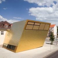 * Architecture: Bibliothek Luckenwalde by FF Architekten and Martina Wronna
