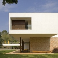 * Residential Architecture: Brasilia House by Isay Weinfeld