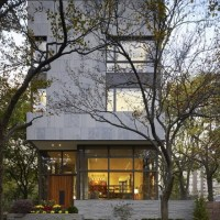 * Residential Architecture: Lake Shore Drive House by Wheeler Kearns Architects