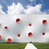 * Architecture: London 2012 Olympics Shooting Venue by Magma Architecture