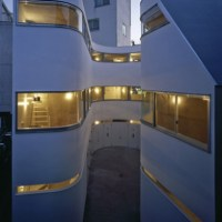 * Residential Architecture: NE Apartment Residence by Nakae Architects