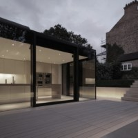* Residential Architecture: Rear House Extension & Garden Design by LBMV Architects