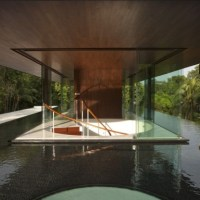 * Residential Architecture: Water-Cooled House by Wallflower Architecture + Design