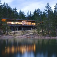* Residential Architecture: Cortes Island Residence by Balance Associates Architects