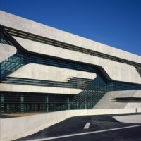 * Architecture: Pierres Vives by Zaha Hadid Architects