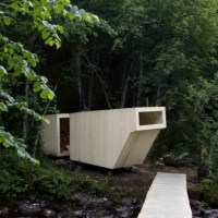 * Residential Architecture: Sauna by Formløs Architecture