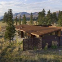* Residential Architecture: Wolf Creek View Cabin by Balance Associates Architects
