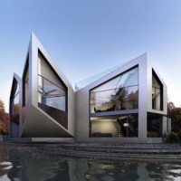 * Residential Architecture:  The Dynamic D*Haus by The D*Haus Company