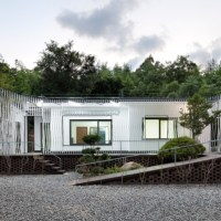 * Residential Architecture: Namhae Cheo-ma House by JOHO Architecture