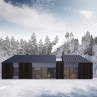 * Residential Architecture: Tind Prefab Houses by Claesson Koivisto Rune