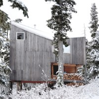 * Residential Architecture: Alpine Cabin by Scott & Scott Architects