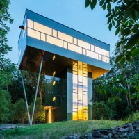 * Residential Architecture:  Tower House by Gluck+