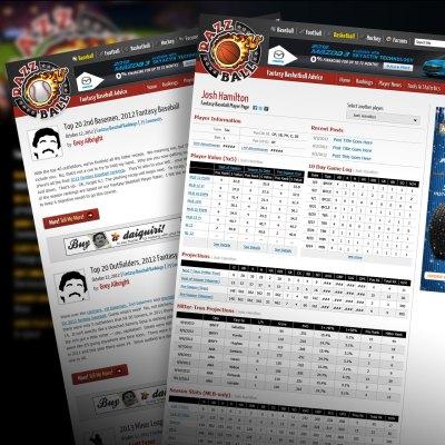 Razzball Website