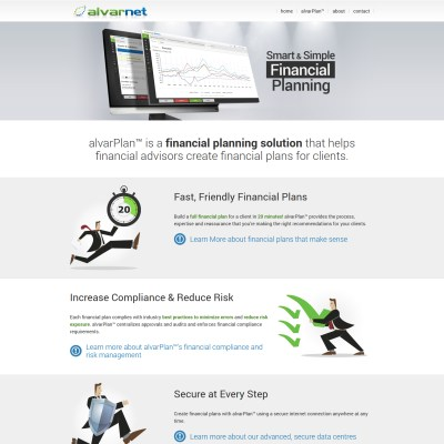 Alvarnet Website