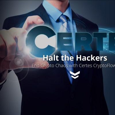 Certes Networks Website