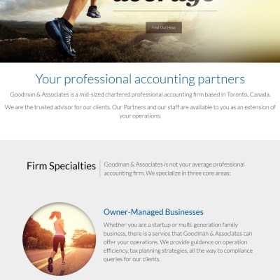Goodman & Associates Website