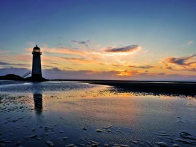 Talacre Lighthouse, North Wales - August 2014