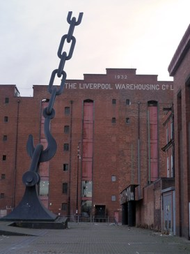 liverpool warehousing ltd