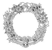 wreath FB