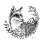 """""""Wild"""" - the fox doesnt' have a big part but an important one nonetheless."""