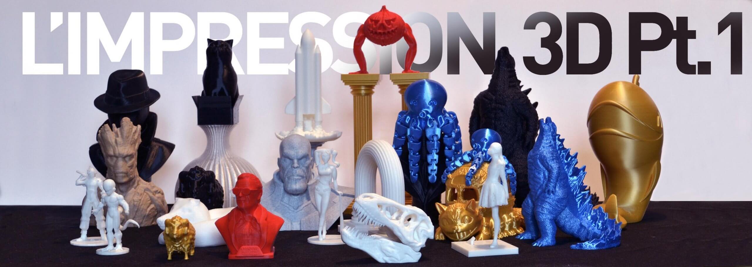 Deign and more blog print 3D bannière