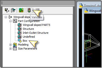Civil 3D – Part Builder Part 6