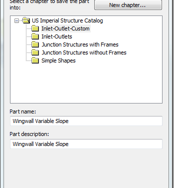 Civil 3D – Part Builder Part 7