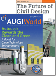 Civil 3D – AUGI World Jan/Feb