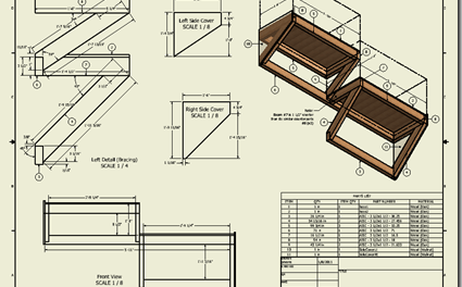 Inventor | Thoughts from the Weekend Frame Design