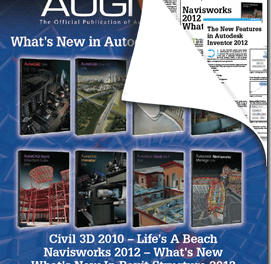 AUGI Magazine | What's New for 2012