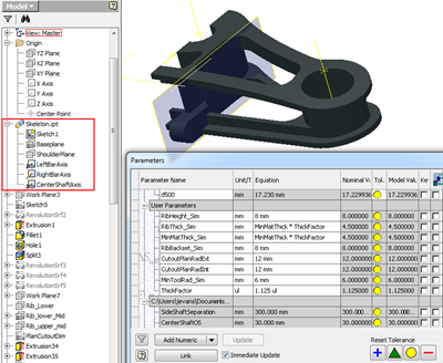 Inventor Simulation   Thoughts from the GrabCAD Contest Part 2