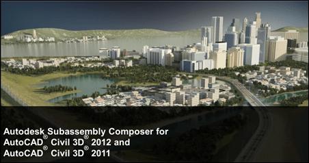 Autodesk Subassembly Composer for Civil 3D 2012 Presentation