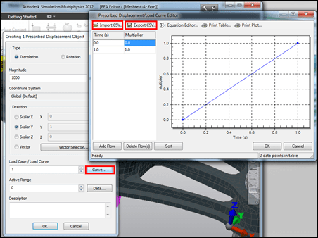 Simulation | Tips for New Users with Load Curves
