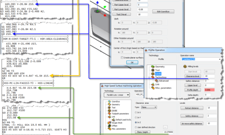 InventorCAM   Basic Machine Tool Movement Troubleshooting