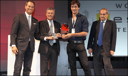 Ferrari World Design Contest 3rd Place Winner - Royal College of Arts London England