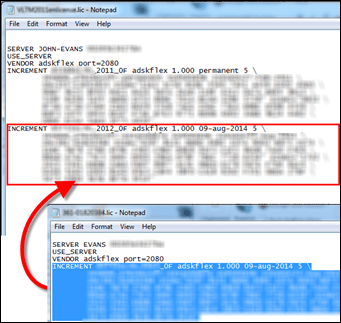 Autodesk Vault Professional 2012 - License File