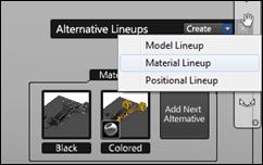 Showcase | Setting Alternative Materials