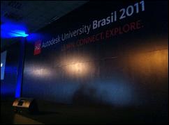 Autodesk University Brazil is Rockin Today