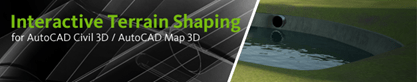 Autodesk Labs | Interactive Terrain Shaping for Civil 3D