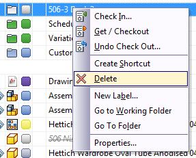Autodesk Vault | Vault UI – Rename Folder