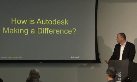 Autodesk Media Summit 2012 Keynote Video Part 3