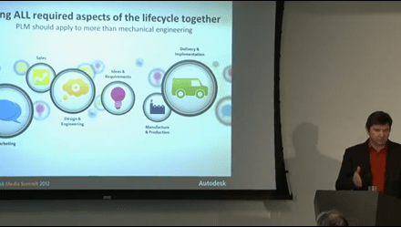 Autodesk Media Summit 2012 Keynote Video Part 4