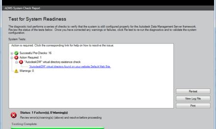 Vault   Removing the AutodeskDM Website