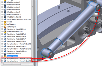 Autodesk Inventor 2013 Assembly Promote