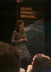 Mary McQuiston All professional are consumer says mcquiston. I argue that they are critics.