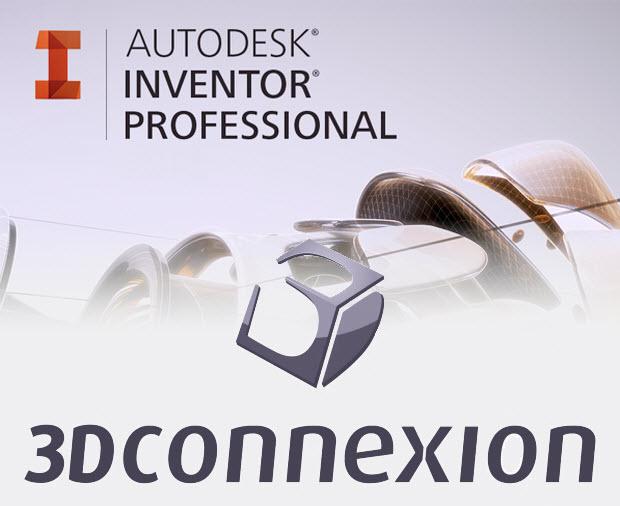 Autodesk Inventor 3D Connexion Registry Hack