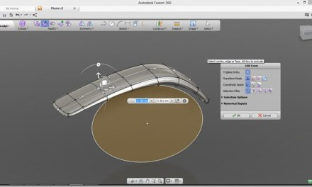 Design using Autodesk Fusion 360 – Part 1